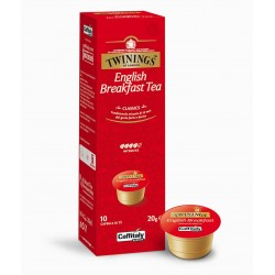 ENGLISH BREAKFAST TEA  TWININGS